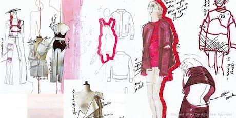 Illustration, Creative Design and Presentation Workshop I Summer Workshop (5 days, Melbourne Campus) tickets