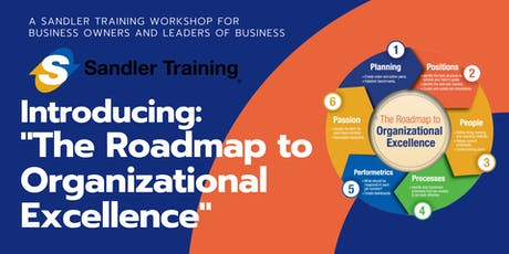 The Roadmap to Organizational Excellence tickets