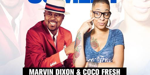The BEST Comedy starring Marvin Dixon & CoCo Fresh