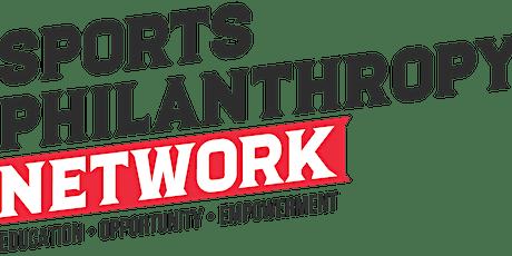 Sports Philanthropy WORLD 2020 tickets