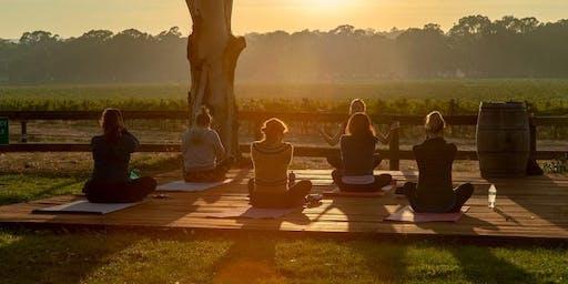 FREE Yoga In The Park - Eades Place Park