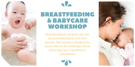 Breastfeeding & Baby Care Workshop tickets