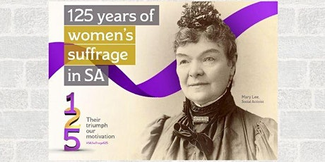 Special Event - History Presentation and Documentary on Women's Voting tickets