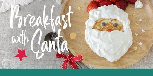 Breakfast with Santa at Chirnside Park