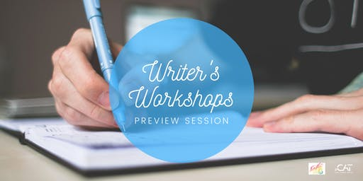 Writer's Workshops - Preview Session