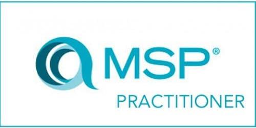 Managing Successful Programmes – MSP Practitioner 2 Days Training in San Jose, CA