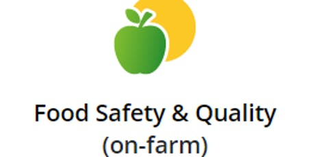 Freshcare Food Safety & Quality Code Update - NORTH WEST region tickets