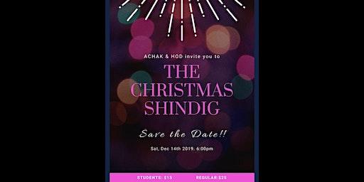 THE CHRISTMAS SHINDIG