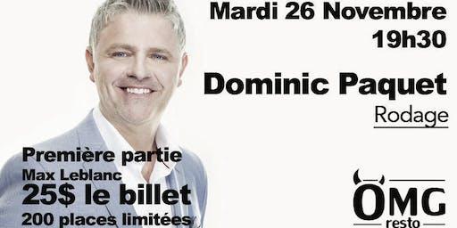 Dominic Paquet Omg resto