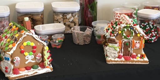 Gingerbread House Decorating - Powell Location