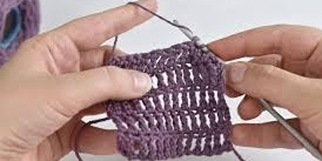 Intro to Crochet tickets