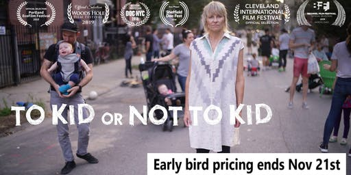 To Kid or Not to Kid: Toronto VIP Film Screening