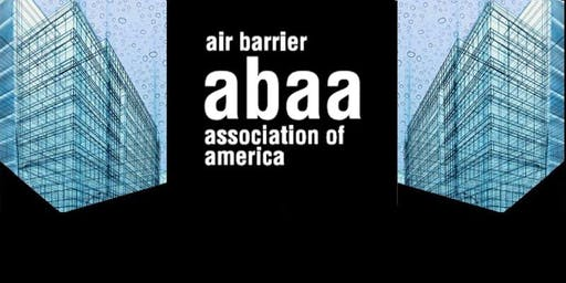 SPONSORSHIP OPPORTUNITIES - AIR BARRIER EDUCATION SYMPOSIUM, CHARLESTON SC