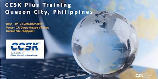 CCSK Plus Training