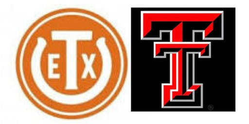 UT and Texas Tech Thirsty Tuesday