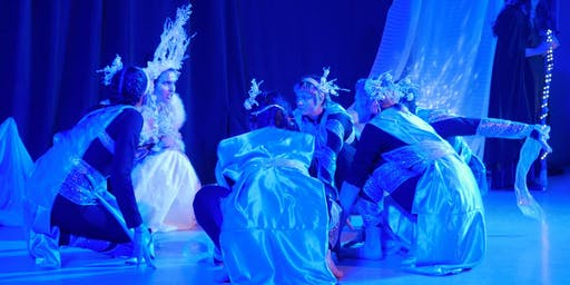 Storytelling with Movement - Contemporary Dance and Choreo