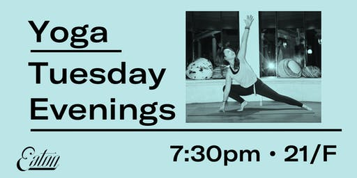 Vinyasa Yoga at Eaton HK