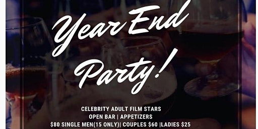 THE RENDEZVOUS TEAM YEAR END PARTY