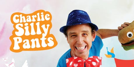 Charlie Silly Pants tickets