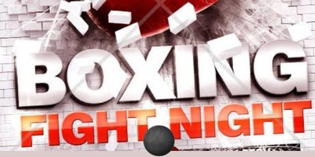 420 Holiday Fight Night tickets