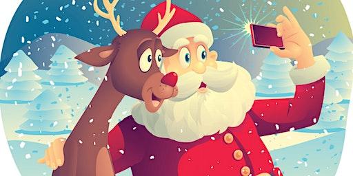 Santa Photo Day!