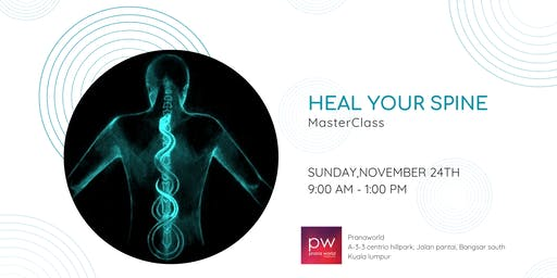 HEAL YOUR SPINE MASTERCLASS