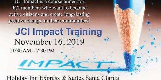 JCI Impact Training