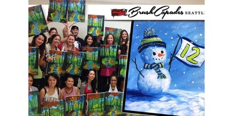 Learn to Paint a Fun Snowman! (12-22-2019 starts at 1:00 PM) tickets