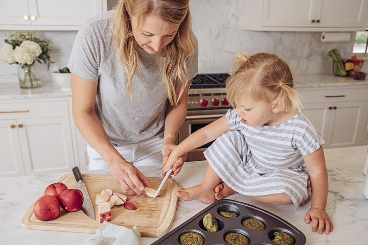 Mom's Night Out - Meal Prep for Littles! image
