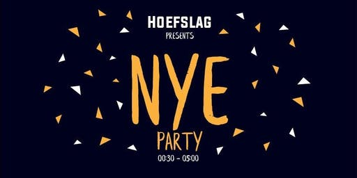 Hoefslag Presents NYE Party