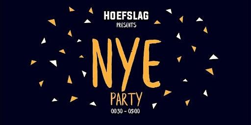 Hoefslag Presents NYE Party