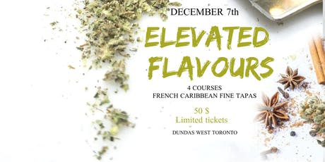 ELEVATED FLAVOURS tickets