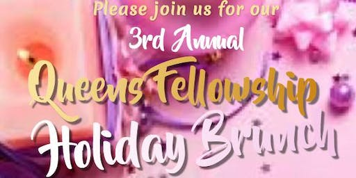 2nd Annual Queens Fellowship Holiday Brunch