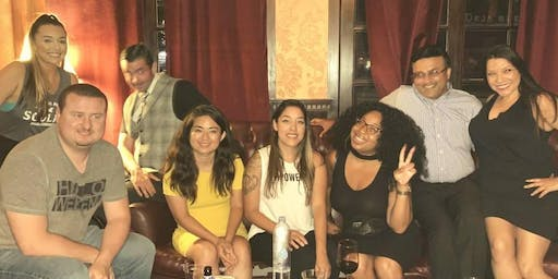 Young Professionals Social Singles Night Out (30s - 40s)
