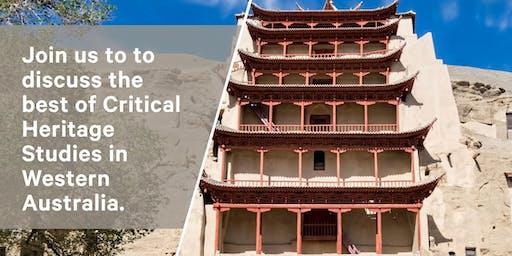 Australia ICOMOS Seminar on the Best of Critical Heritage Studies in WA
