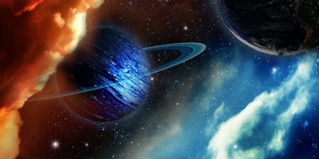 Stars & Planets Workshop @ Concord Library  tickets