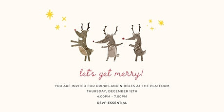 Platform & Purpose Members Xmas Party tickets
