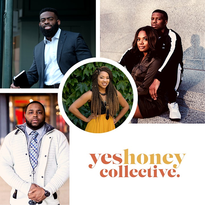 YesHoney Collective Vision Conference 2020 image
