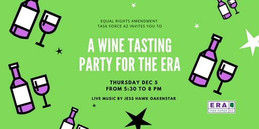 Wine Tasting Party for the ERA