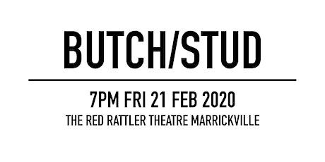 Butch/Stud 2020 tickets