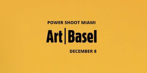 Art Basel : Power Shoot Miami with Amara La Negra