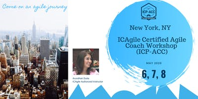 ICP-ACC Agile Coach Certification Workshop New York