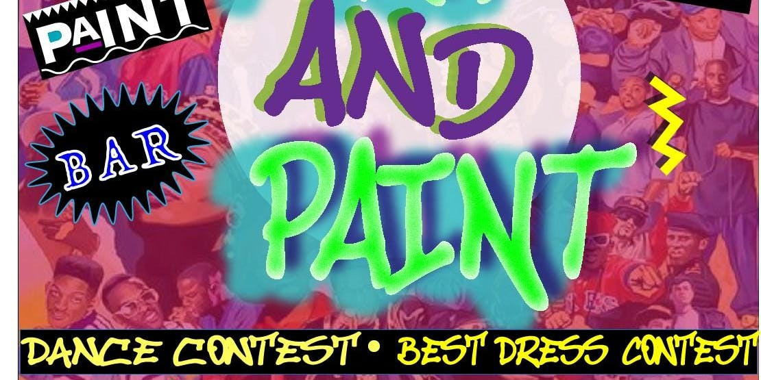 90s Trap and Paint