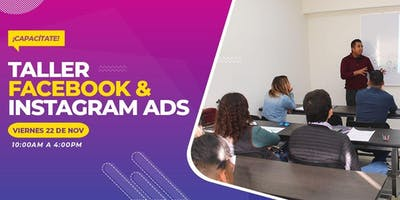 Taller Facebook & Instagram ads
