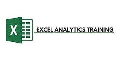 Excel Analytics 3 Days Training in Seattle, WA