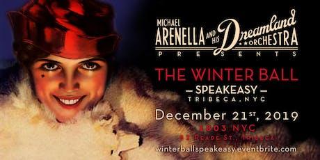 Michael Arenella's Winter Ball Speakeasy tickets