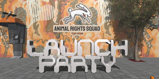 LAUNCH PARTY - Animal Rights Squad