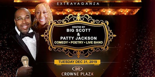New Year's Eve Party with Big Scott & Friends