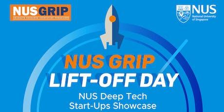 NUS GRIP Run 3 Lift-Off Day tickets