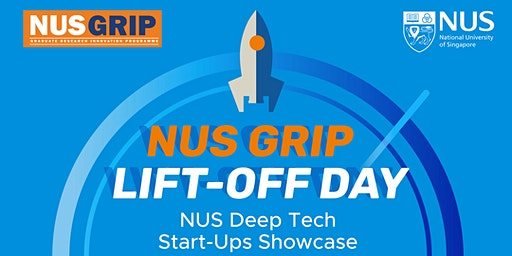 NUS GRIP Run 3 Lift-Off Day